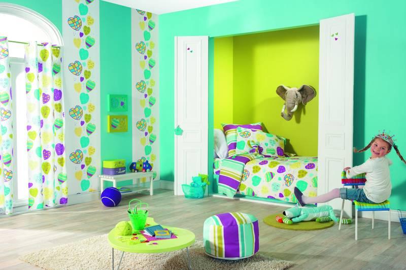 Kinderzimmer virtuell